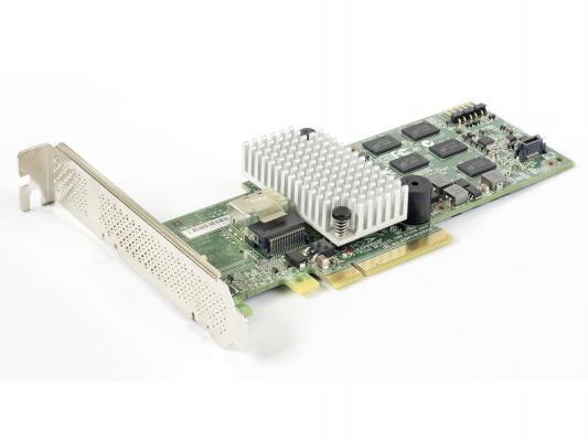 Контроллер SAS/SATA LSI 9250-4I LSI00459 SGL