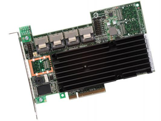 Контроллер SAS/SATA LSI 9280-16I4E 512MB LSI00210