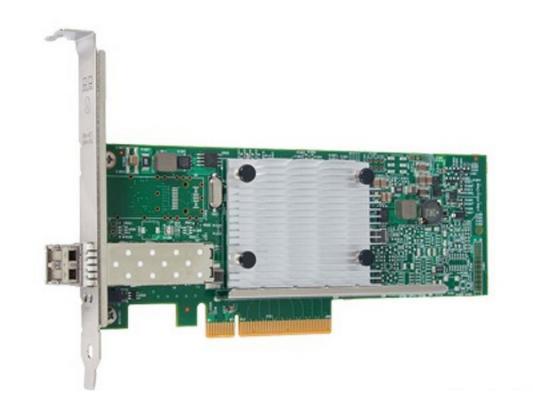 Контроллер QLogic QLE3440-SR-CK контроллер fibre channel dell nic qlogic 2662 dual port 406 bbbh 406 bbbh