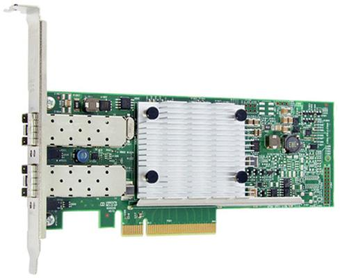 Сетевой адаптер Qlogic QLE3442-CU-CK цена