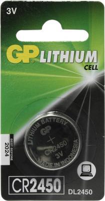 Батарейка GP Lithium CR2450 1 шт