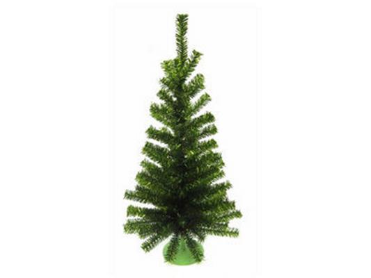 Ель Новогодняя сказка 52271 н/д зеленый 45 см