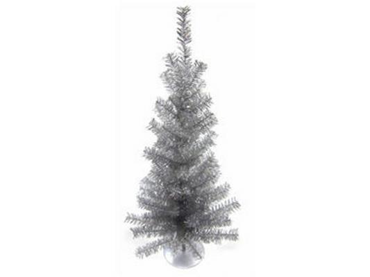 Ель Новогодняя сказка 52270 серебряный 45 см