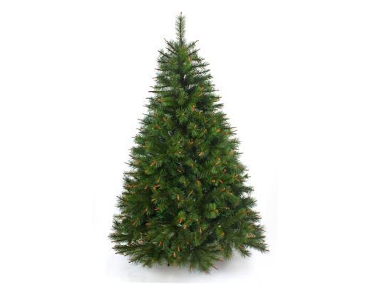Сосна Новогодняя сказка Праздничная зеленый 120 см 52197 гирдянда новогодняя светодиодная 120 ламп 5 метров синий