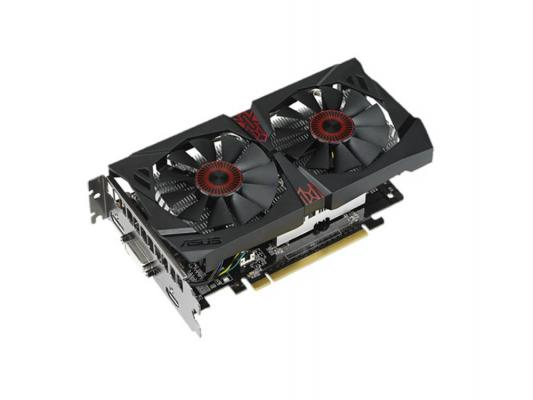 ���������� 2048Mb Asus GeForce GTX 750Ti PCI-E 128bit GDDR5 DVI HDMI DP HDCP STRIX-GTX750TI-2GD5 Retail
