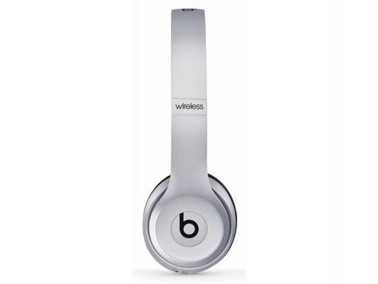 Наушники Apple Beats Solo 2 WL серебристый MKLF2ZM/A