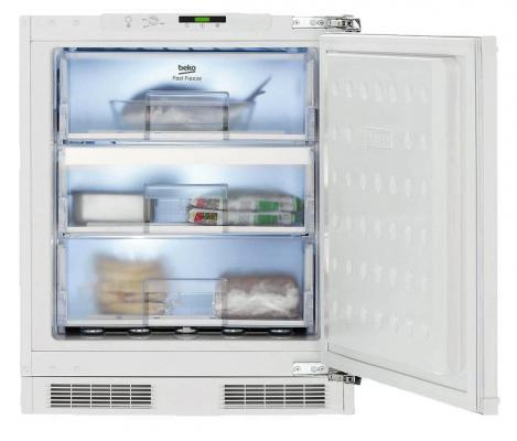 Холодильник Beko BU1200HCA белый встраиваемый холодильник beko bu 1100 hca