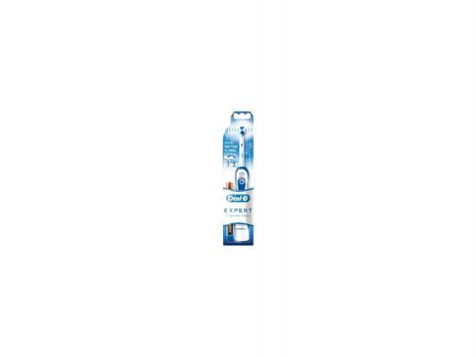 Зубная щётка Braun Oral-B Expert DB4 бело-синий