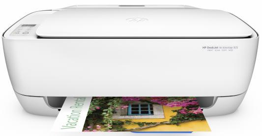 МФУ HP DeskJet Ink Advantage 3635 F5S44C цветное A4 8.5/6ppm 1200x1200dpi Wi-Fi USB