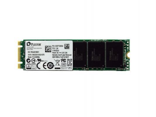 SSD Твердотельный накопитель M.2 256Gb Plextor M6e Read 770Mb/s Write 580Mb/s PCI-E PX-G256M6E