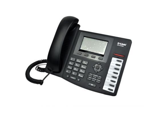 Телефон IP D-Link DPH-400GE/F1A 1xLAN 1xWAN LCD display ip телефон d link dph 400se e f2