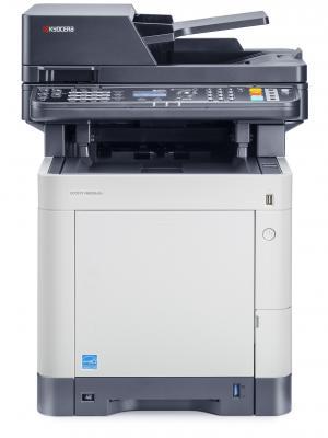 Купить со скидкой МФУ Kyocera ECOSYS M6030cdn цветной A4 30ppm 9600x600 dpi USB 2.0 Ethernet