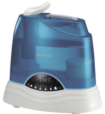 Увлажнитель воздуха Boneco U7135 белый синий зеленый источник воздуха e стюард автомобиль домашний лазер pm2 5 оборудование для обнаружения воздуха 3 0 белый белый