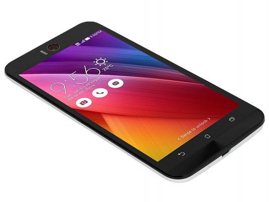 "Смартфон ASUS Zenfone 2 Selfie ZD551KL белый 5.5"" 32 Гб LTE Wi-Fi GPS 90AZ00U2-M01300"