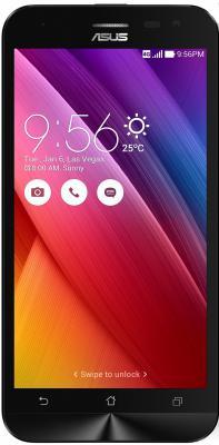 "Смартфон ASUS Zenfone 2 Lazer ZE550KL белый 5.5"" 16 Гб LTE GPS Wi-Fi 90AZ00L2-M00480"
