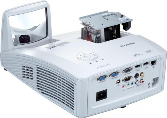 Проектор Canon LV-WX300UST DLP 1280x800 3000Lm 2300:1 VGA S-Video HDMI 0646C003