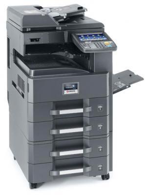 Копировальный аппарат Kyocera TASKalfa 3510i ч/б A3 35ppm 600x600 dpi 2048Mb USB 2.0 Ethernet 1102NL3NL0