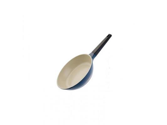 Сковорода BIOSTAL Bio-FPD-24 24см сине-бежевый