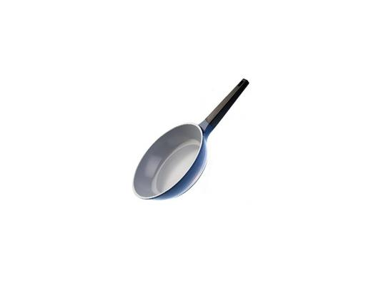 Сковорода BIOSTAL Bio-FPD-26 26см сине-серый