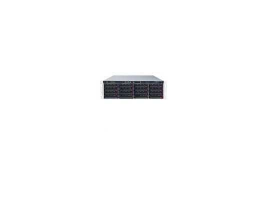 "Серверная платформа Supermicro SSG-6038R-E1CR16H 3U 2xLGA2011 C612 16xDDR4 16x3.5"" SAS/SATA 2xGigabit Ethernet 920Вт"