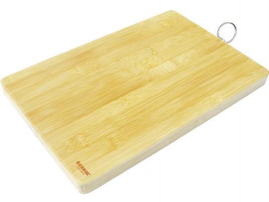 Доска разделочная Bekker BK-9700 30x20x2 бамбук доска разделочная bekker bk 9725 25х25x1 8 бамбук