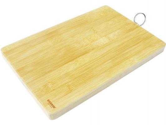 Доска разделочная Bekker BK-9701 34x24x1.8 бамбук