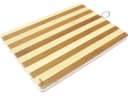 Доска разделочная Bekker BK-9707 38х26х1.8 бамбук доска разделочная bekker bk 9700 30x20x2 бамбук