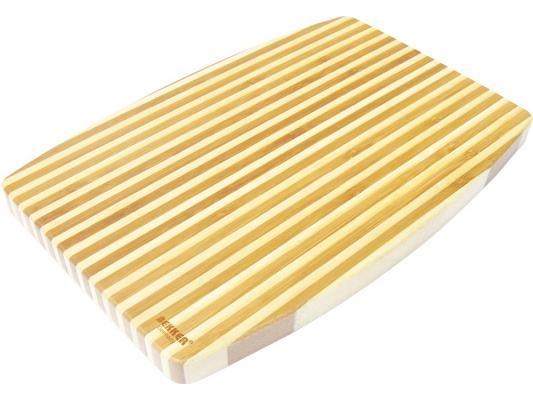 цены Доска разделочная Bekker BK-9713 24х24x1.8 бамбук