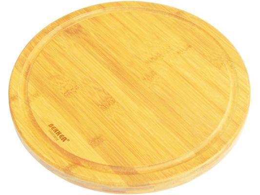 Доска разделочная Bekker BK-9716 30х2 бамбук доска разделочная бамбук 37х16х2см bekker bk 9719