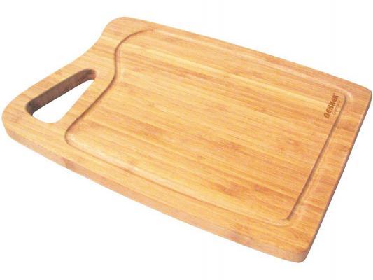 Доска разделочная Bekker BK-9718 30х20x1.8 бамбук