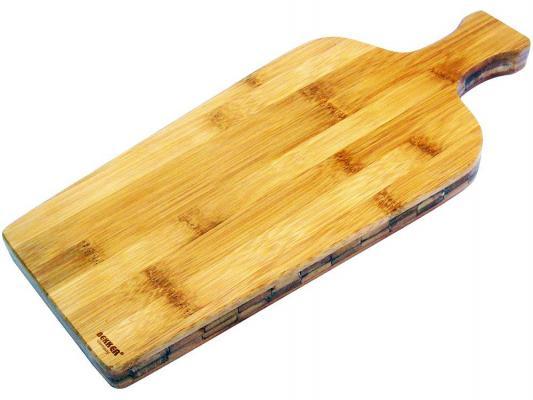 Доска разделочная Bekker BK-9719 37х16x2 бамбук доска разделочная бамбук 37х16х2см bekker bk 9719