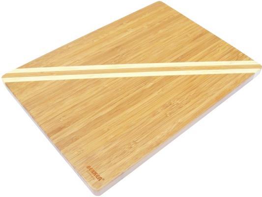 Доска разделочная Bekker BK-9723 30х20x1.8 бамбук доска разделочная bekker bk 9700 30x20x2 бамбук