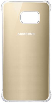 Чехол Samsung EF-QG928MFEGRU для Galaxy S6 Edge Plus GloCover G928 золотистый