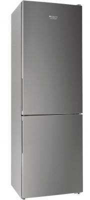 Холодильник Ariston HF 4180 S серый холодильник hotpoint ariston hf 4180 s