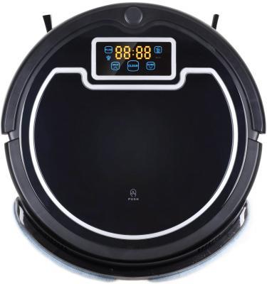 Робот-пылесос KITFORT КТ-503 черный 2000 mA 22 Вт