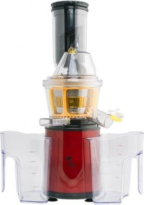 Соковыжималка KITFORT КТ-1102-2 150 Вт пластик бордовый цена