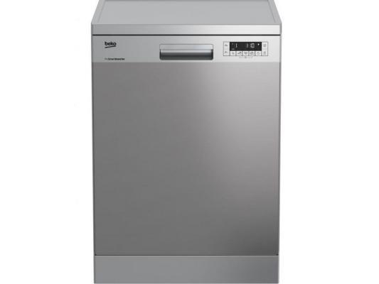 Посудомоечная машина Beko DFS 28020 X серебристый