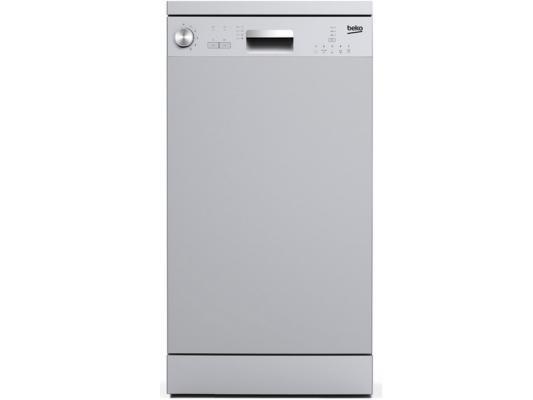 Посудомоечная машина Beko DFS 05010 S серебристый