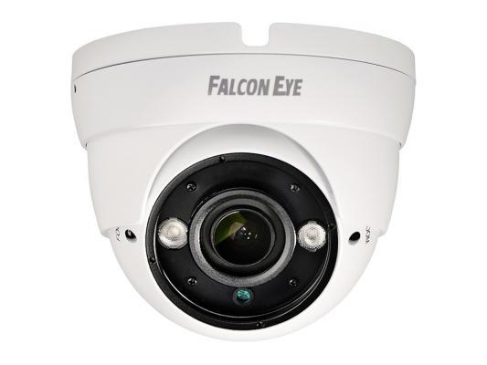 "Камера видеонаблюдения Falcon Eye FE-IDV1080AHD/35M уличная цветная матрица 1/2.8"" Sony IMX322 Exmor CMOS 2.8-12мм белый"