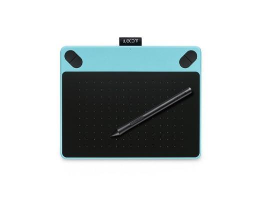 Графический планшет Wacom Intuos Art PT S CTH-490AB-N черно-синий USB графические планшеты wacom планшет для рисования wacom intuos pro s pth 451 rupl usb