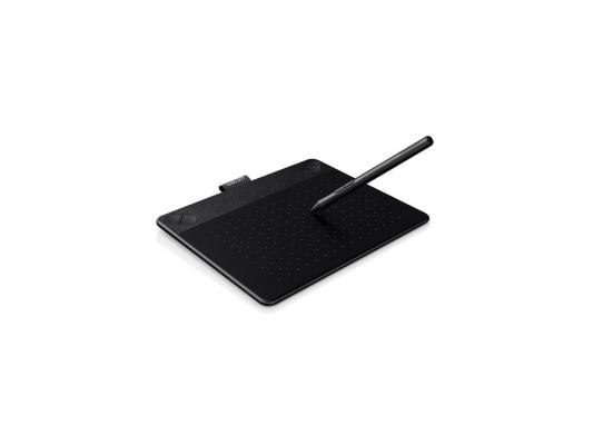 Купить со скидкой Графический планшет Wacom Intuos Art PT S CTH-490AK-N черный USB