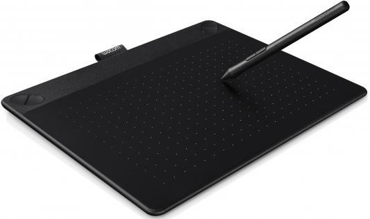 Графический планшет Wacom Intuos Art PT M CTH-690AK-N черный USB