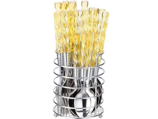 Набор столовых приборов Bekker BK-3302 25 предметов набор столовых приборов apollo bar 24 barolo