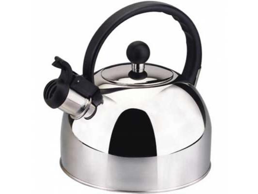 Чайник Bekker BK-S340 2.5 л нержавеющая сталь серебристый чайник заварочный bekker 303 вк серебристый 0 9 л металл пластик