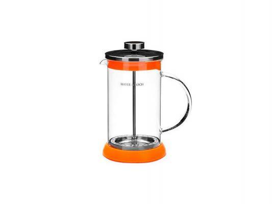Френч-пресс Mayer&Boch 21250 прозрачный 0.6 л пластик/стекло