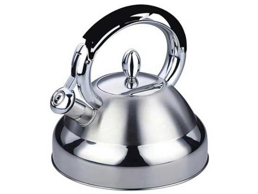 Чайник Bekker De Luxe 2.7 л нержавеющая сталь серебристый