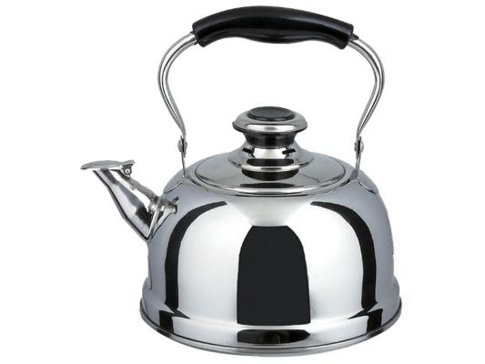 Чайник Bekker BK-S512 3 л нержавеющая сталь серебристый чайник bekker bk s367m 2 л нержавеющая сталь серебристый