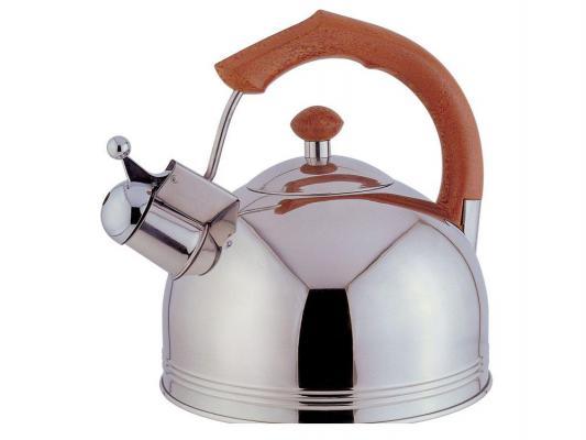 Чайник Bekker BK-S317 3 л нержавеющая сталь серебристый