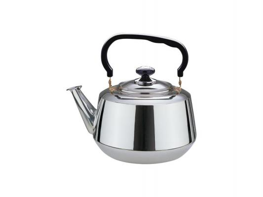 Чайник Bekker BK-S361M 4 л нержавеющая сталь серебристый
