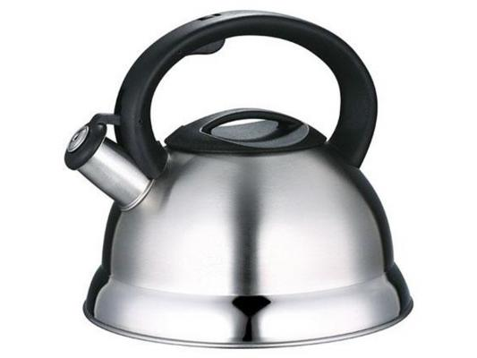 Чайник Bekker BK-S460 2.7 л нержавеющая сталь серебристый чайник заварочный bekker 303 вк серебристый 0 9 л металл пластик